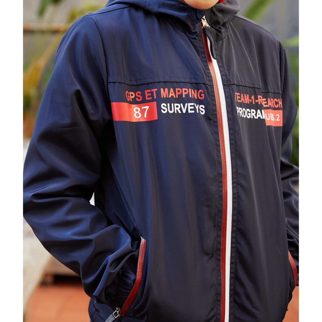 UBS2-Boys-Navy-And-Red-Summer-Zip-Up-Jacket