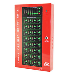 Fire Alarm Control Panel 12 Zone AW-CFP2166-12