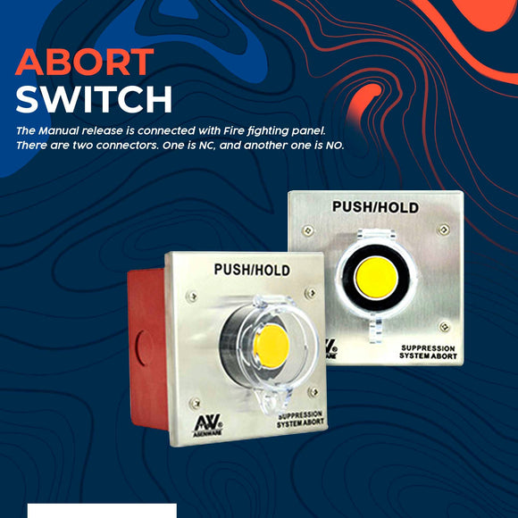 Abort Switch Station AW-GD202