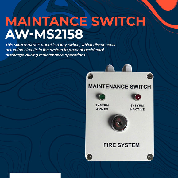 Maintance Switch AW-MS2158