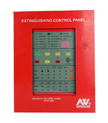 Automatic Gas Extinguisher Control Panel AW-GEC2169