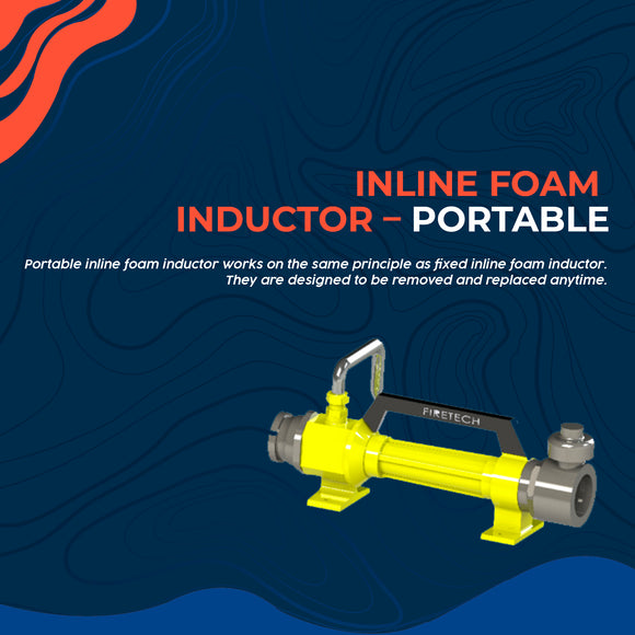 Inline Foam Inductor – Portable