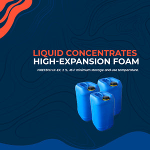 Liquid Concentrates High-expansion Foam