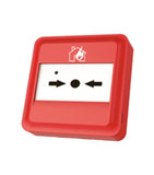 LPCB Addressable Manual Call Point for Fire Alarm System AW-D305