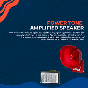 Power Tone Amplified Speaker