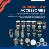 Sprinkler and Accessories