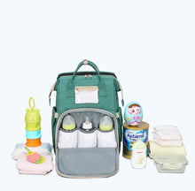 Load image into Gallery viewer, Multifunctional Diaper Bag