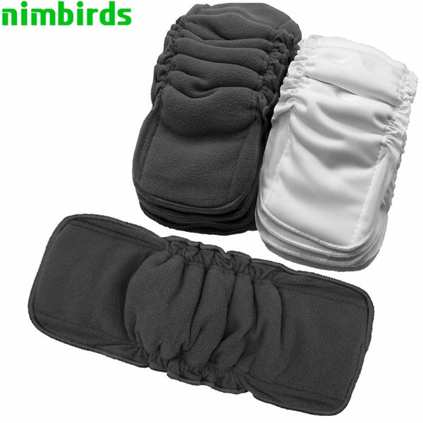 Charcoal Insert Baby Cloth Diaper Mat