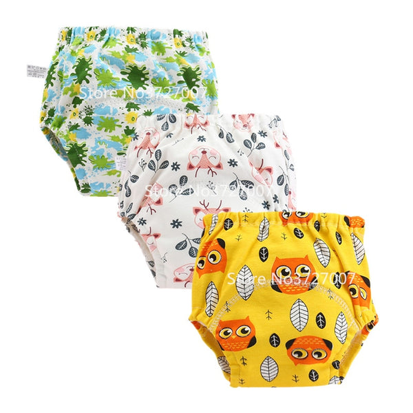 Cute Baby Cotton Training Pants