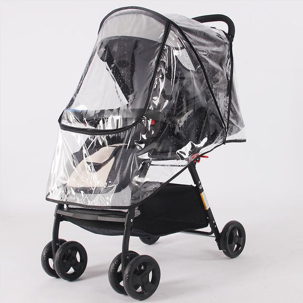 Transparent Stroller Cover