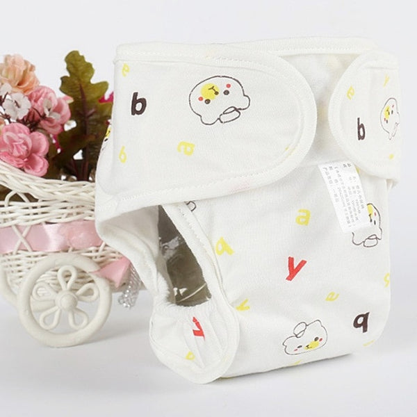 Waterproof  Newborn Baby Traning Panties Diapers