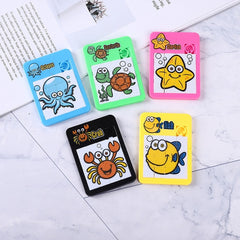 1-16 Animal Cartoon Puzzle Game Toy