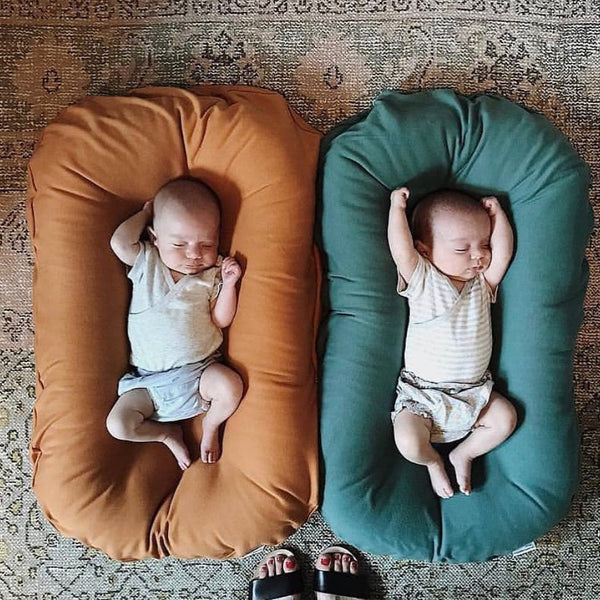 Infant Newborn Baby Lounger Portable