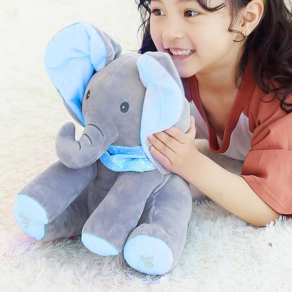 New Elephant Plush Toy