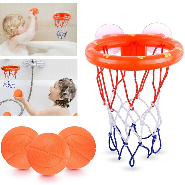 Shooting Basket Bathtub Water Play Set for Baby