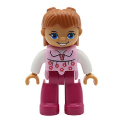 Play House Doll Big Building Blocks