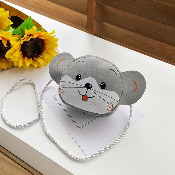 Children Cartoon Animal Shoulder Bag