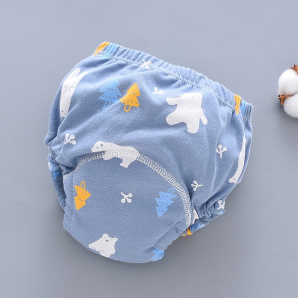 Underwear Cloth Baby Diaper Nappies