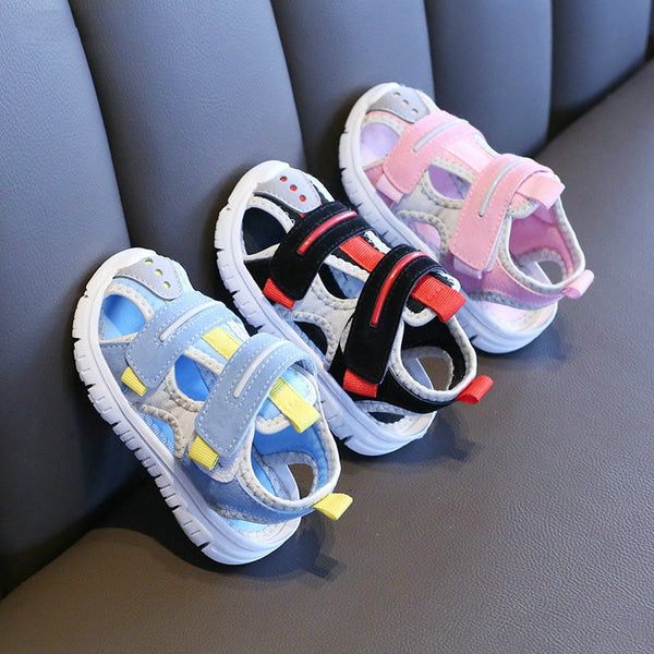 Summer baby sandals for girls boys
