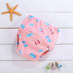 Cotton Baby Diaper Washable
