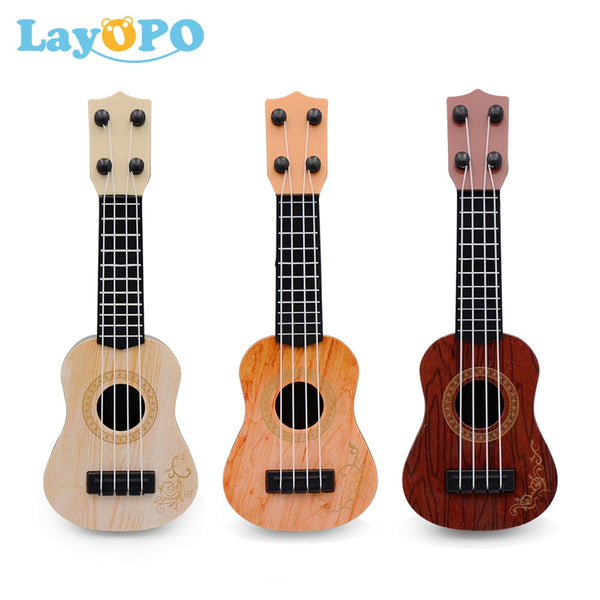 Mini Guitar 4 Strings Classical Ukulele Guitar Toy