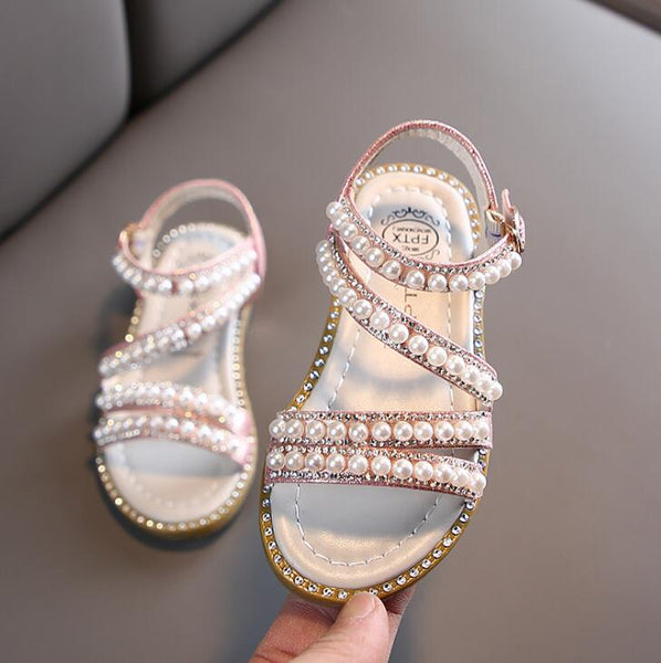 Girl Sandals Summer Fashion