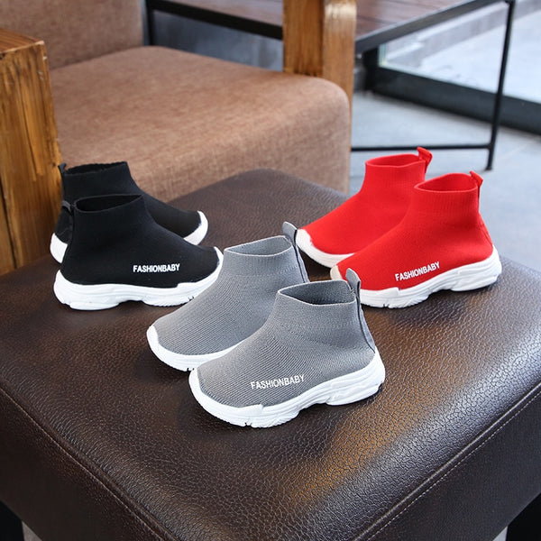 Autumn Winter Kids Sneakers
