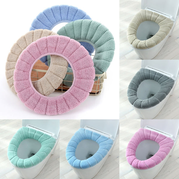Winter Warm Toilet Seat Cover