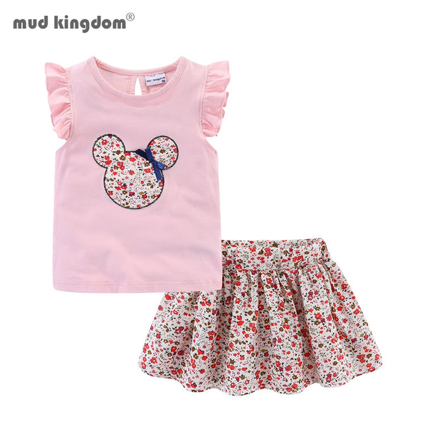 Mudkingdom Cute Girls Clothes