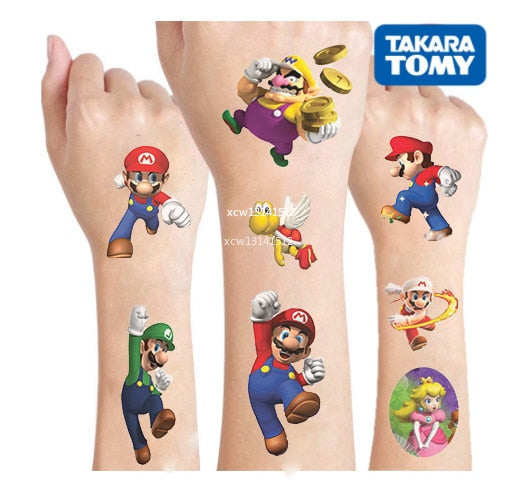 Super Mario original Tattoo