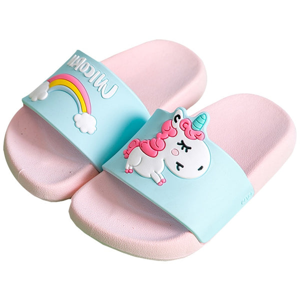 Suihyung Unicorn Slippers