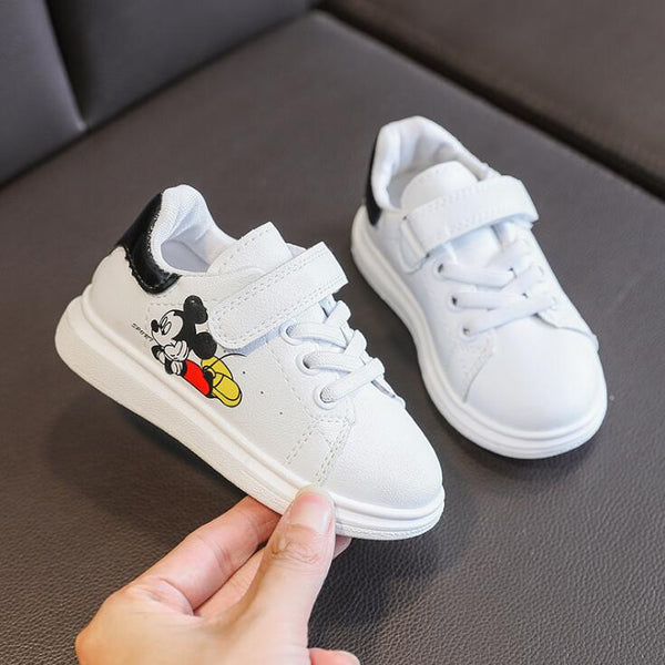 Disney Mickey Mouse Kids cartoon Sneakers