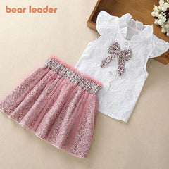 Bear Leader Girls Clothing Sets