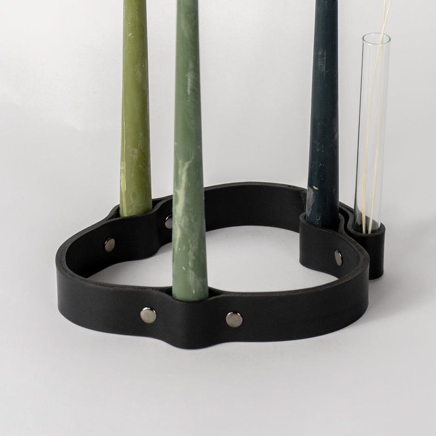 Belt Candle Holder