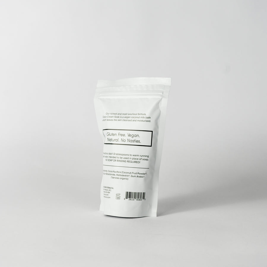 Bath Soak, Coco Cream-Little