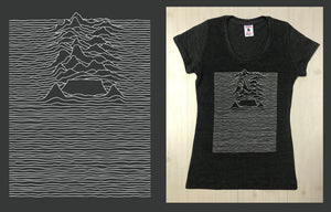 Joy Division Ladies T-shirt