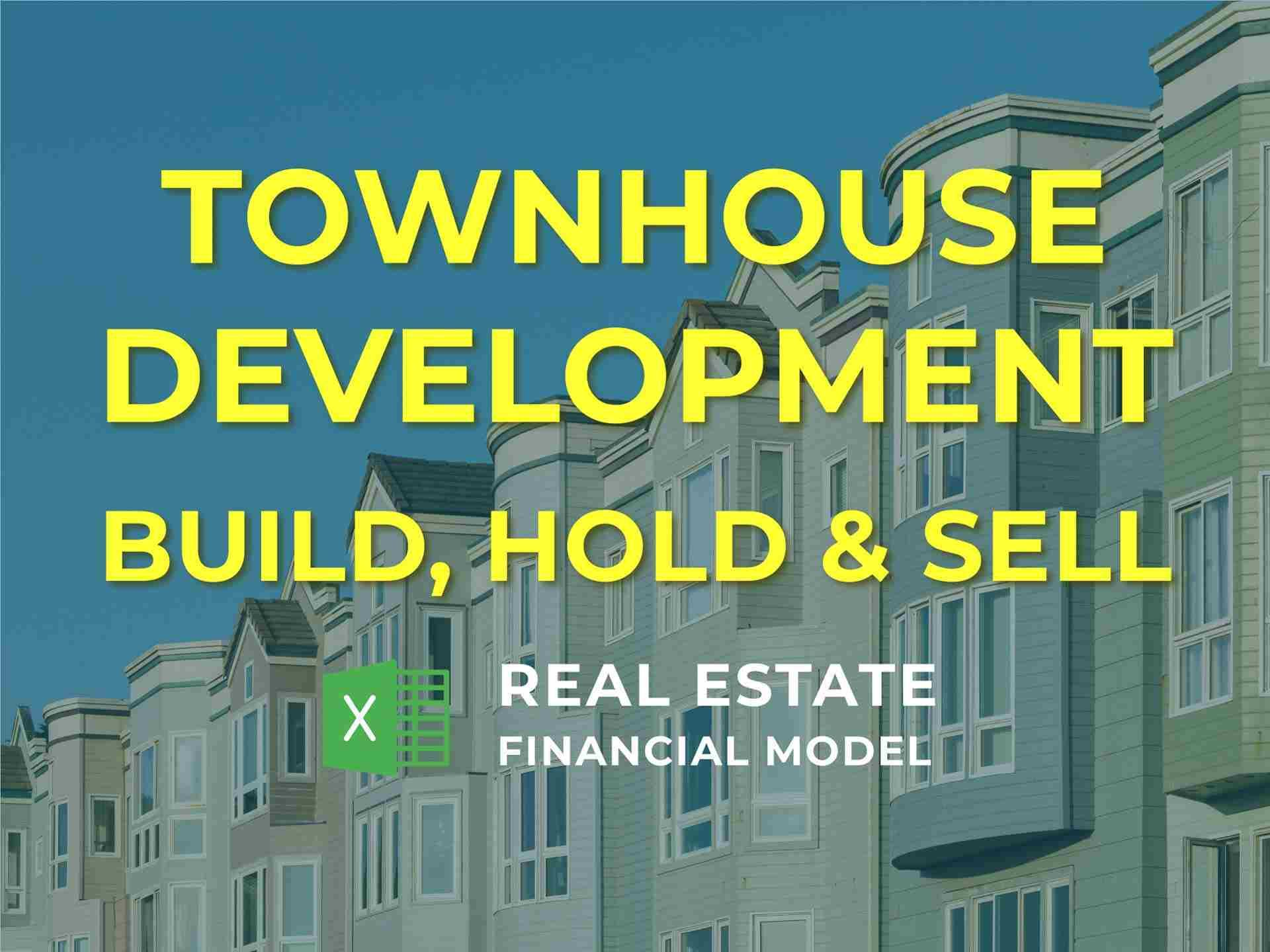 Townhomes Development