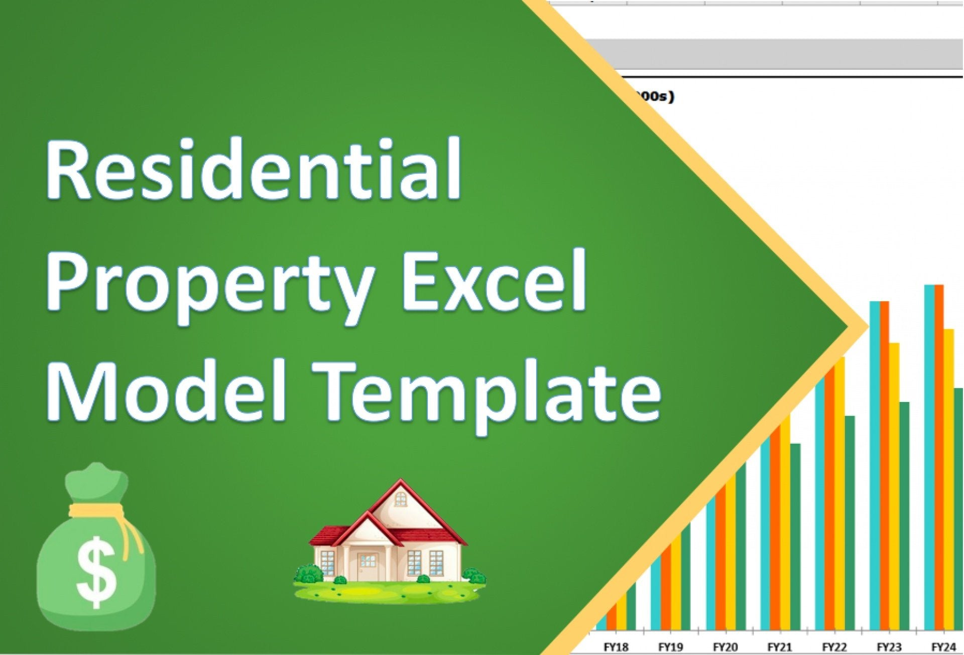 residential property excel model with scenarios 1