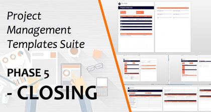 project management templates phase 5 closing 1