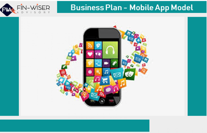 mobile application app 3 statement financial model with 5 years monthly projection 15