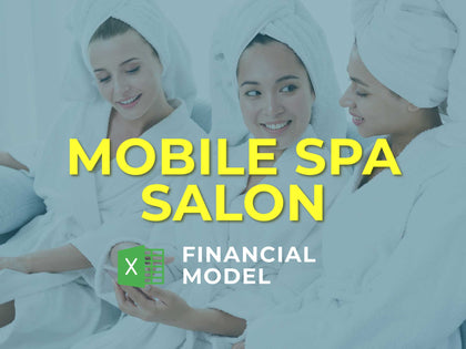 Mobile Spa Salon