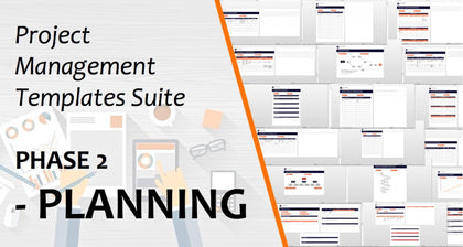 project management templates phase 2 planning 1