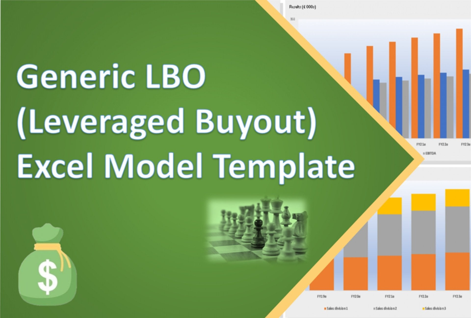 generic lbo leveraged buyout excel model template 1