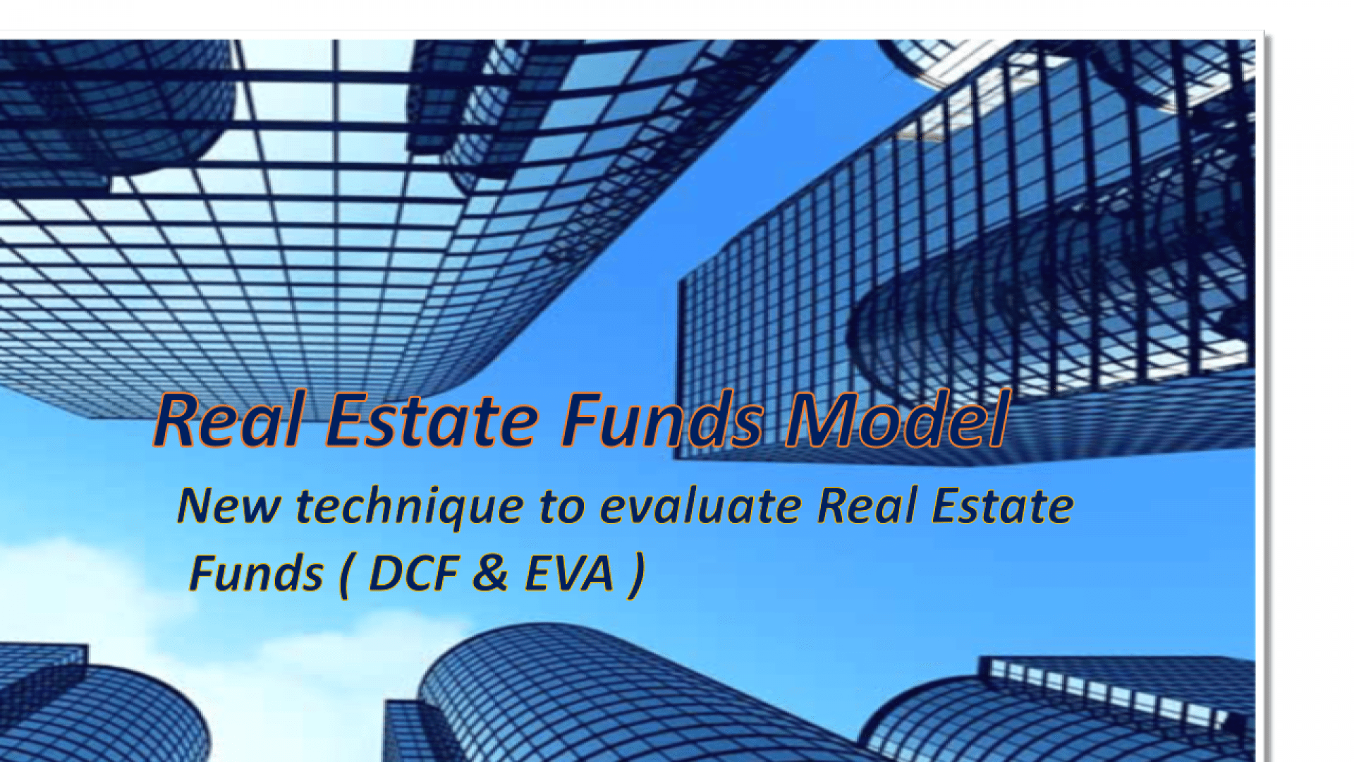 Real Estate Funds Model
