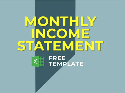 Income Statement Format