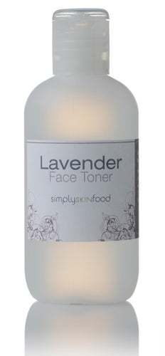 Lavender toner 125ml bottle