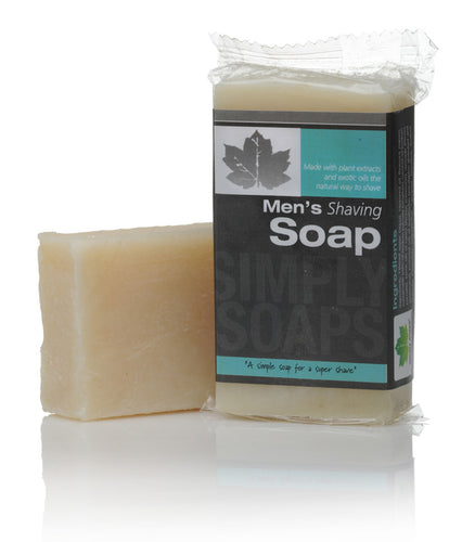 Natural Shaving soap 110 gram bar