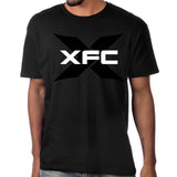 XFC T-Shirt - Black Logo on Black