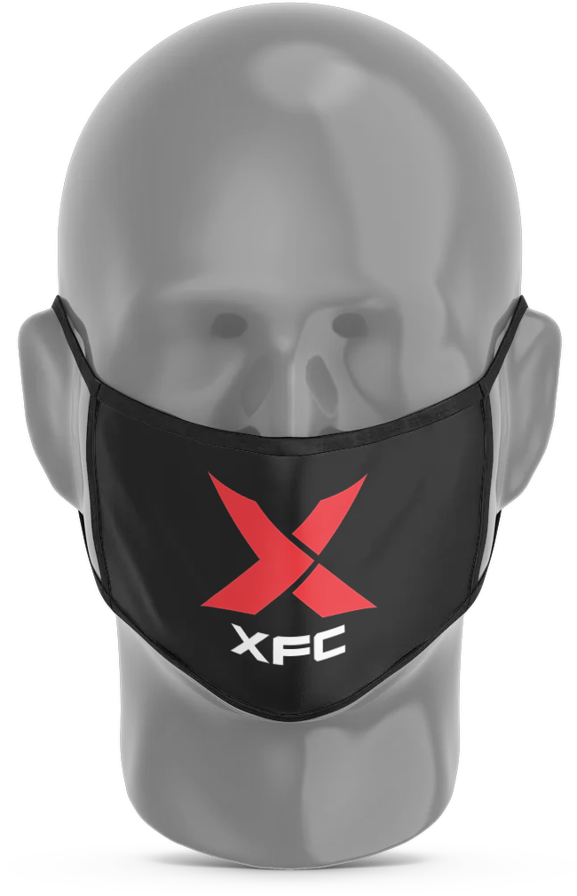 XFC Face Mask - Black