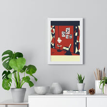 Charger l'image dans la galerie, 'The Aroma Room' Vertical Poster - When PE got no chill